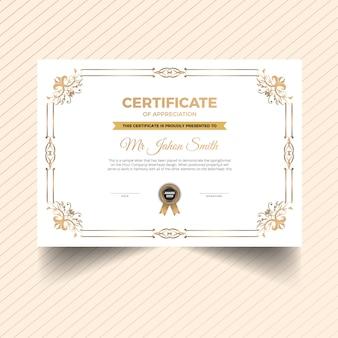 Certyfikat zawodu
