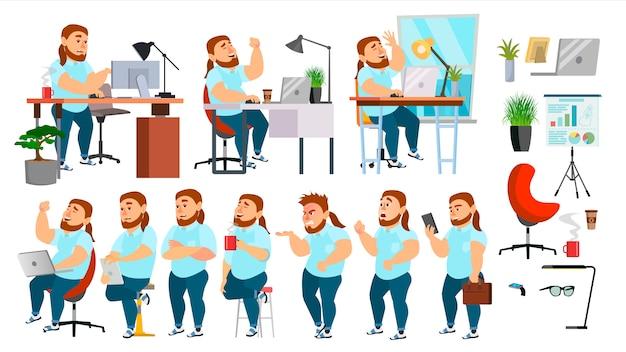 Charakter człowieka biznesu