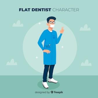Charakter dentysty