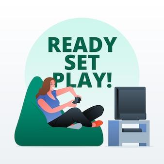 Charakter gry koncepcja gry
