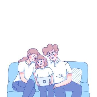 Charakter rodzinny