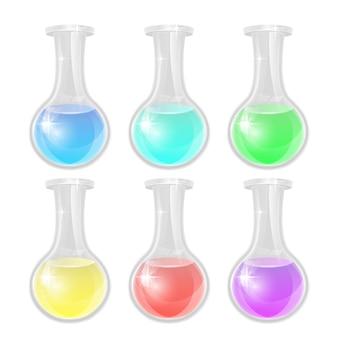 Chemiczne szkło laboratoryjne