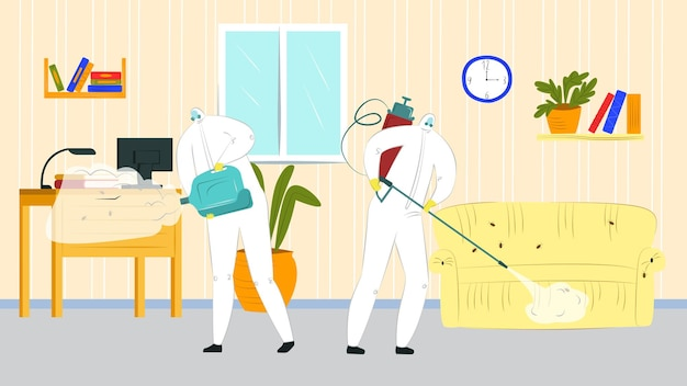 Chemiczny spray do zwalczania szkodników przeciwko ilustracji błędu