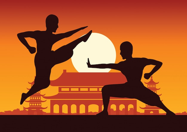 Chińska sztuka walki