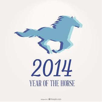 Chiński nowy rok kart