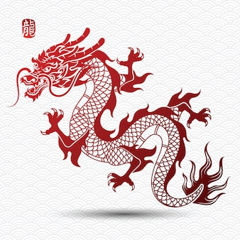 Chiński smok