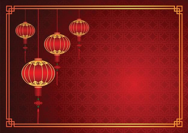 Chiński szablon