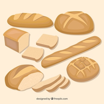 Chleb zestaw