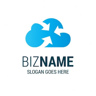 Chmura sync logo