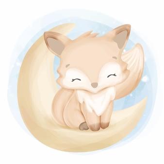 Chodź tu, mój mały foxy