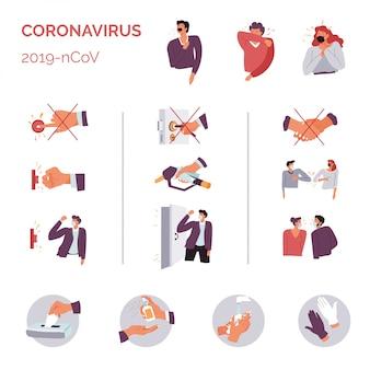 Choroba epidemiczna koronawirusa