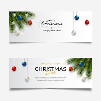 Christmas cover sale photo white color concept