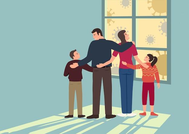 Chroń swoją rodzinę przed pandemią covid-19