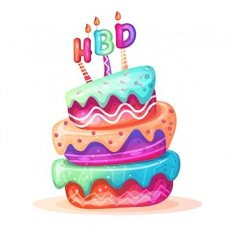 Ciasta urodzinowe