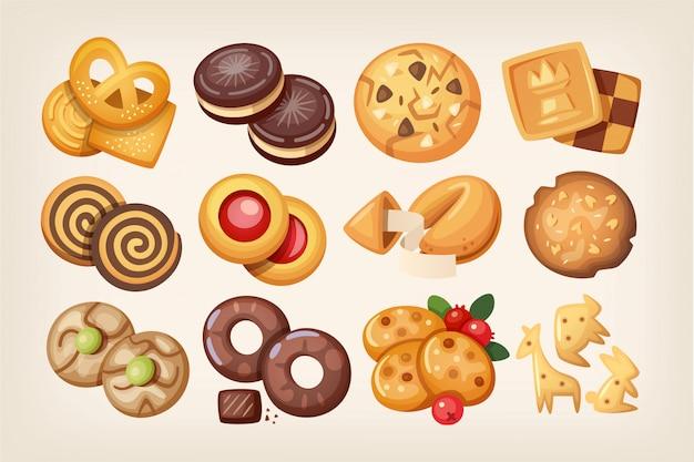 Ciasteczka i ciastka