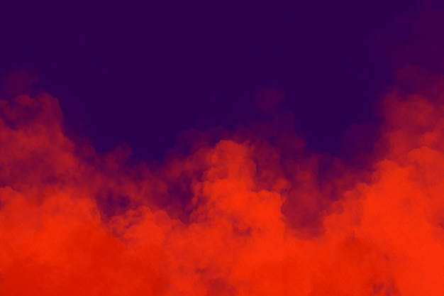 Ciemna chmura w tle
