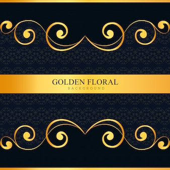 Ciemne luksusowe royal elegent ozdobne tło