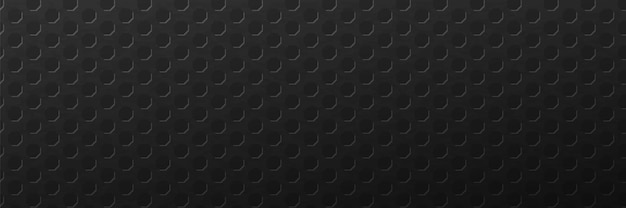 Ciemne sześciokątne tło maswerkowe abstrakcja geometryczna siatka wielokątna teksturowana w ciemnym brutalnym