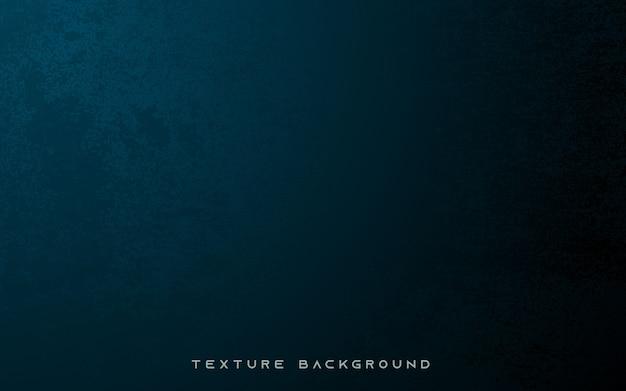 Ciemny niebieski gradient tekstury tła wektor
