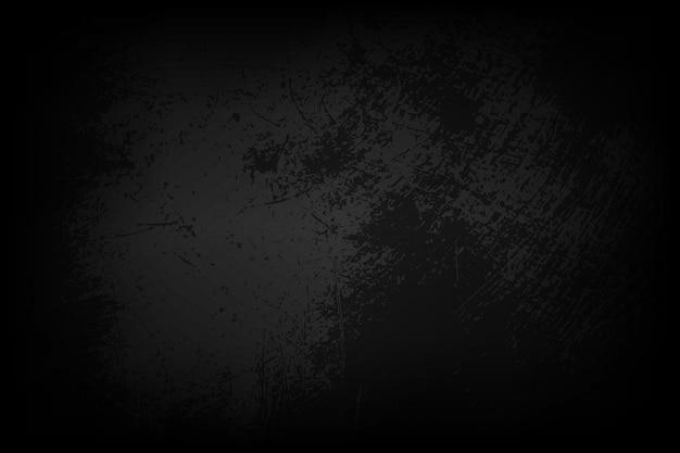 Ciemny teksturowanej szare ściany zbliżenie