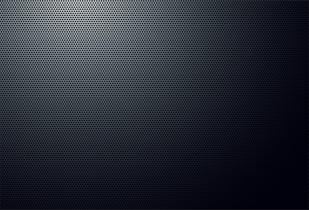 Ciemny tkanina metalu tekstury tło
