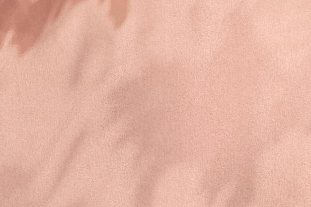 Cień różowe tło z teksturą cementu