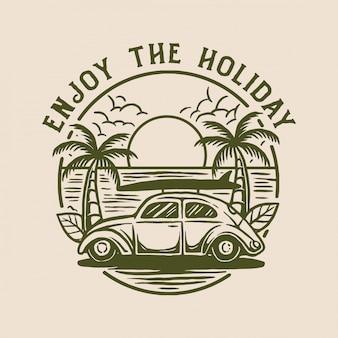Ciesz się wakacje