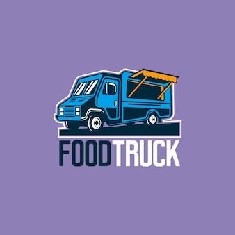 Ciężarówka z żywnością