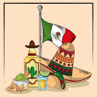 Cinco de mayo tradycyjne święto