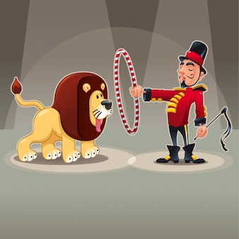 Circus show projekt