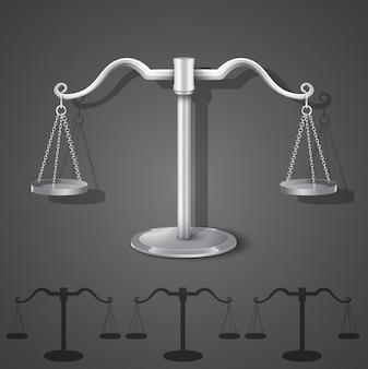 Clipart starej równowagi