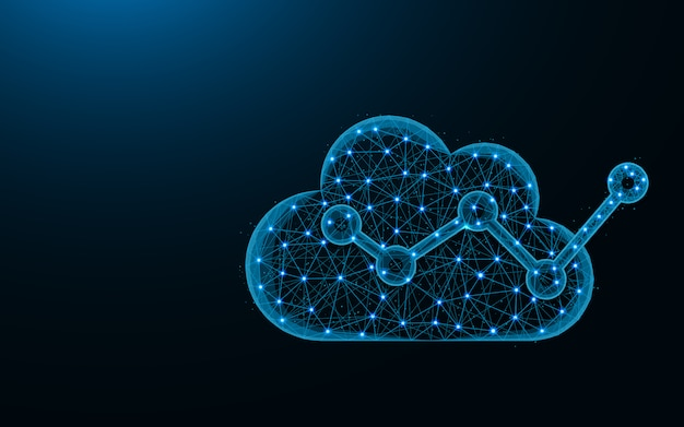 Cloud poly poly design