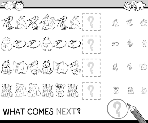 Co przychodzi do następnej gry kreskówki
