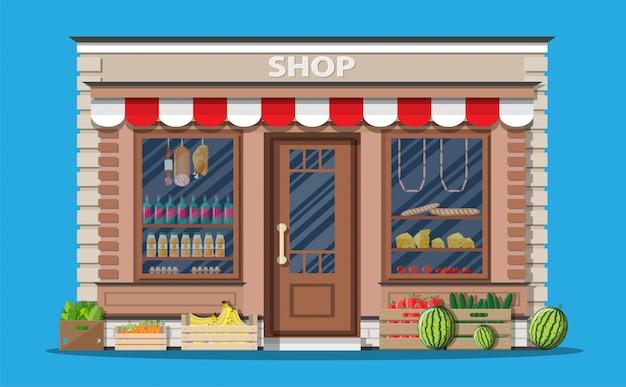 Codzienny sklep z produktami.