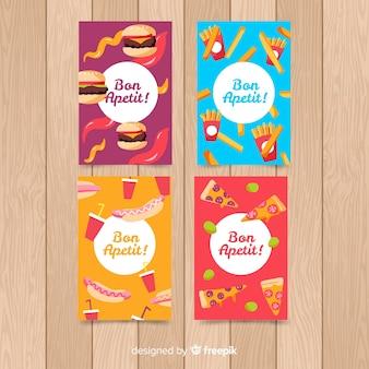 Collectio karty żywności