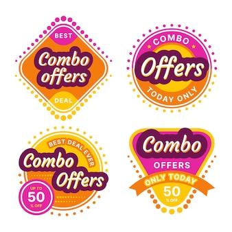 Combo oferuje koncepcję etykiet