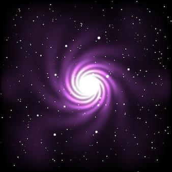Cosmos abstrakcyjne tło