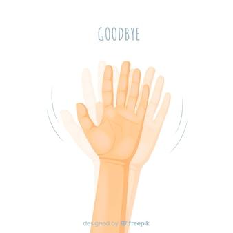 Cudowne składanie na pożegnanie