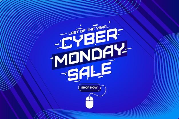 Cyber poniedziałek w płaskiej konstrukcji