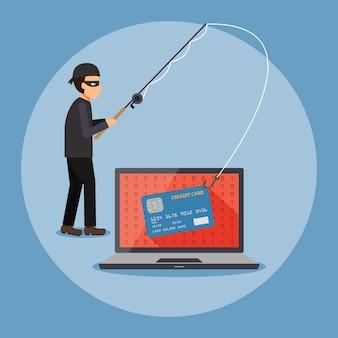 Cyber złodziej