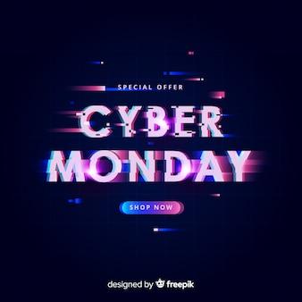 Cybernetyczny poniedziałek z efektem usterki