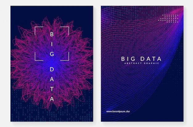 Cyfrowej technologii abstrakta tło. sztuczna inteligencja,