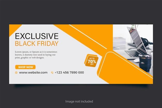 Cyfrowy marketing biznesowy nowy projekt banera