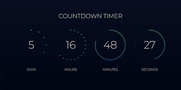 Cyfrowy minutnik