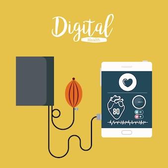 Cyfrowy projekt zdrowotny