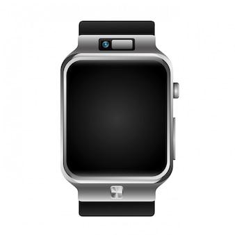 Cyfrowy zegarek na rękę