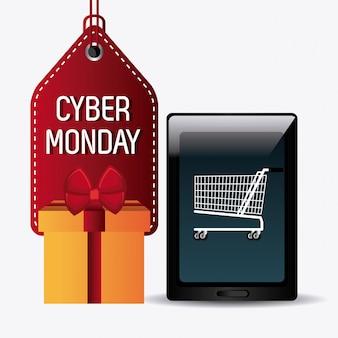 Cykl zakupów w poniedziałek