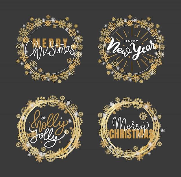 Cytat holly jolly, wesołych świąt, szczęśliwego nowego roku