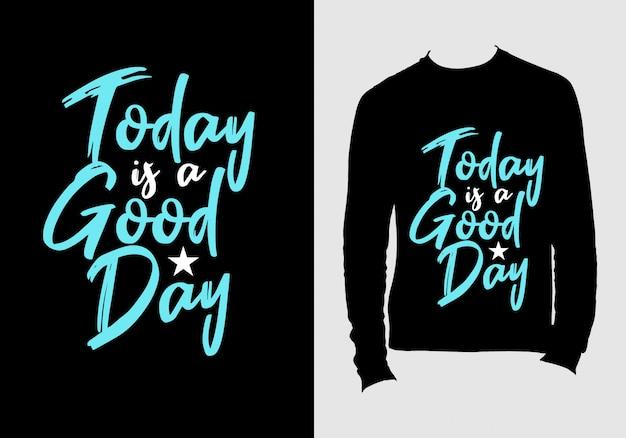 Cytaty z literami. ręcznie rysowane typografii projekt koszulki