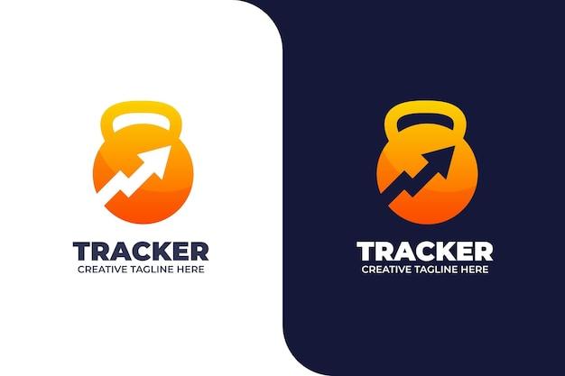 Czajnik bell fitness gimnastyczny gradient logo